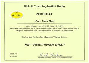 NLP in der Paartherapie: Ausbildungen