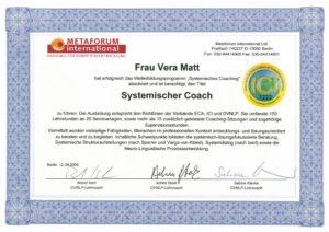 Systemischer Coach