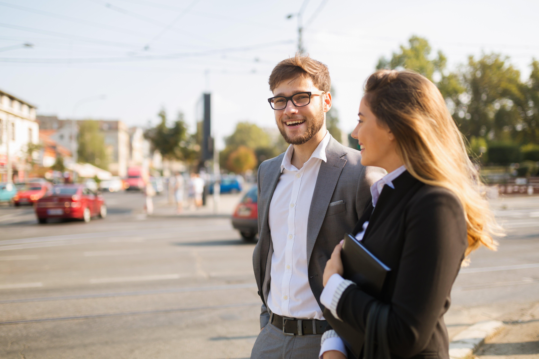 Unternehmer Paare 2