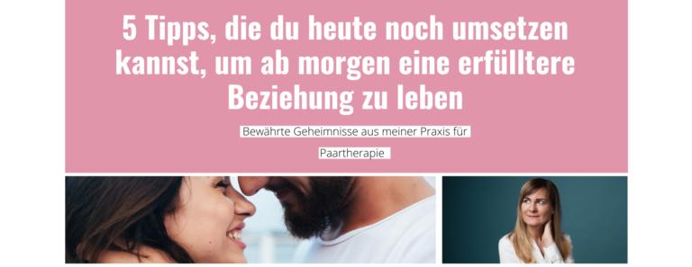 Paartherapie in Berlin / Brandenburg