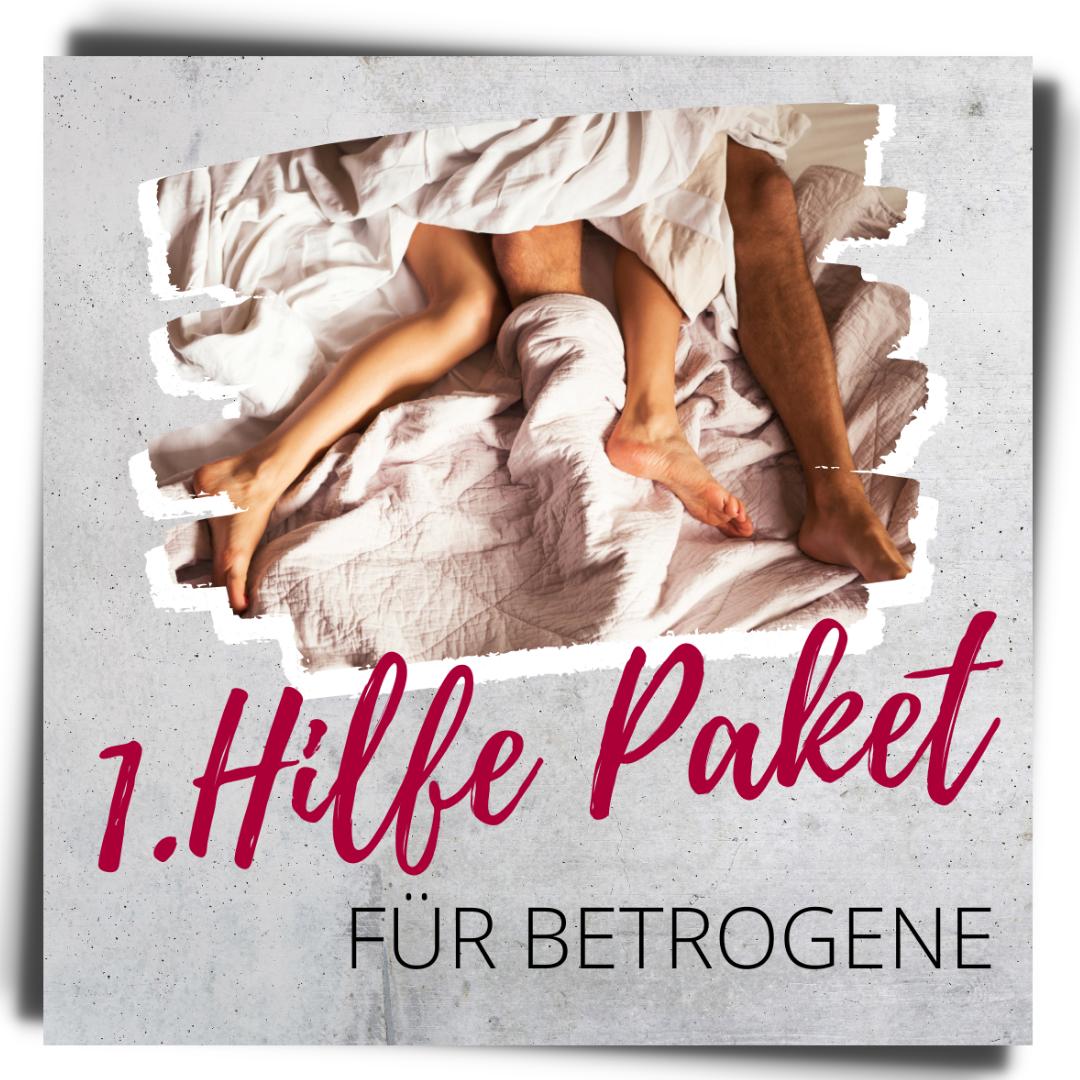 1. Hilfe Paket für Betrogene: Shop Bild
